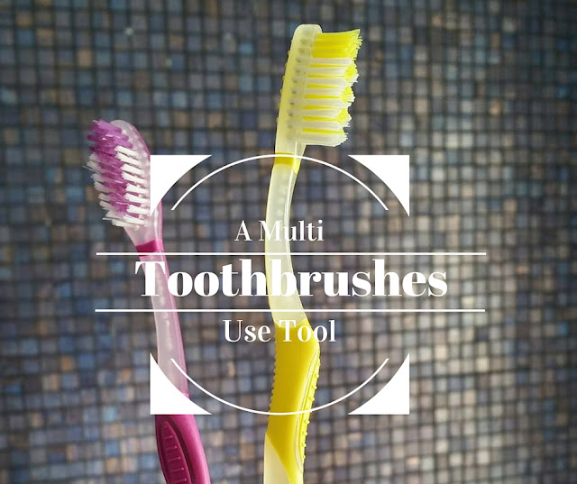 Toothbrushes | Multi Use Tool