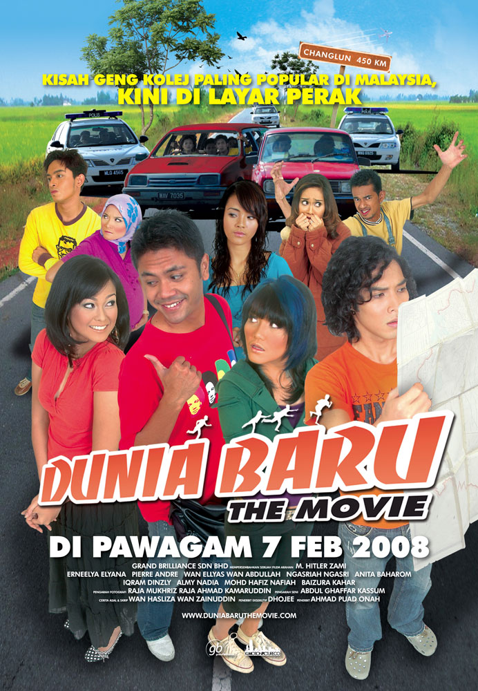 Dunia Baru The Movie Full Movie