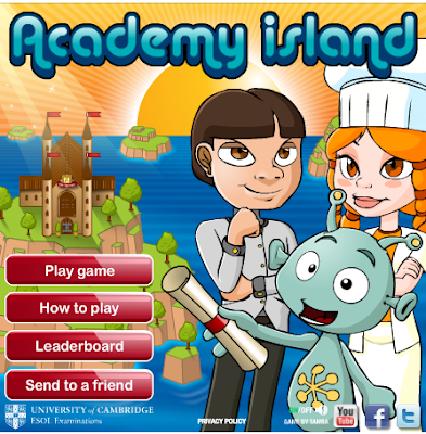 http://www.cambridgeenglish.org/learning-english/games-social/academy-island/