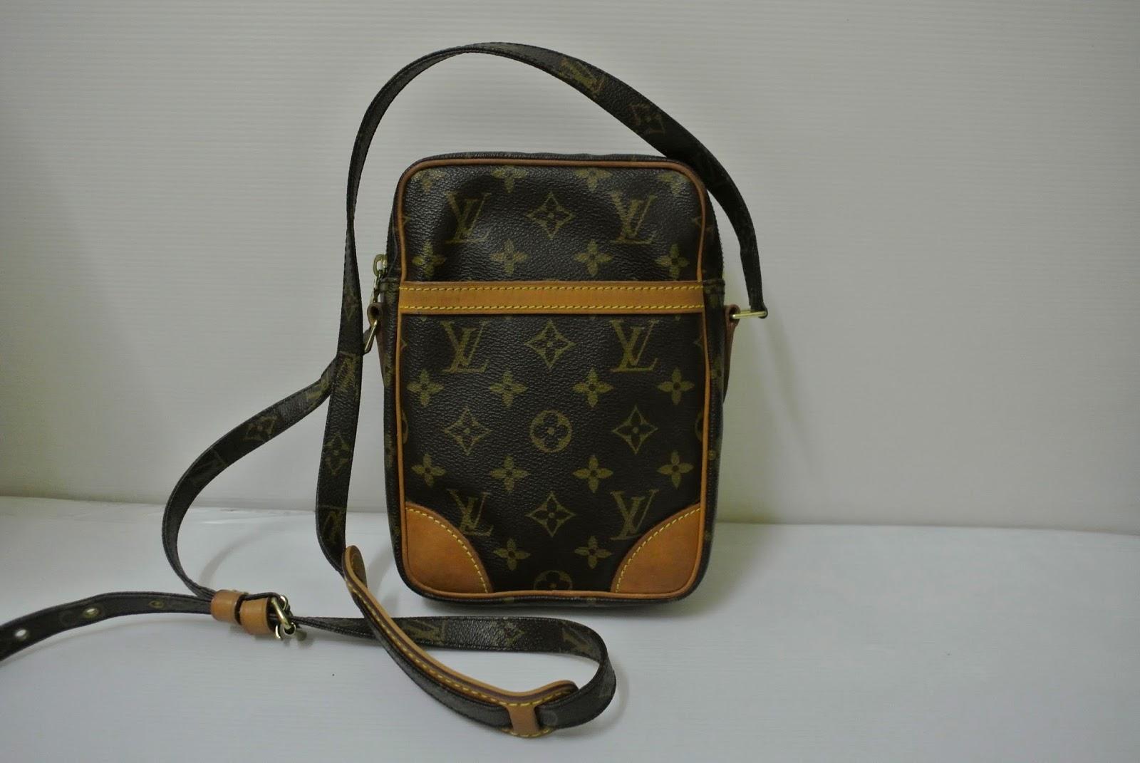 Unique Louis Vuitton Bag With Sling Bag High Quality