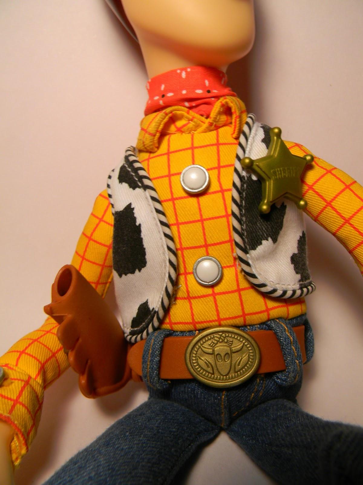 El blog del coleccionista  Primer Review  Woody el Comisario de Toy ... b6b6d004340