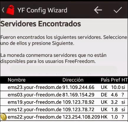 Internet Gratis Android Todos los Países 2014 con Your Freedom