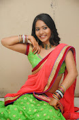 Mithra half saree photo shoot-thumbnail-4