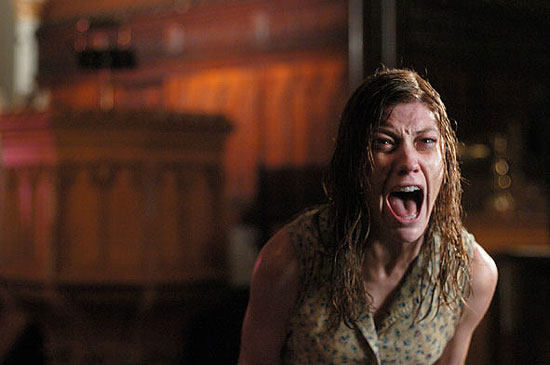 the exorcism of emily rose In an extremely rare decision, the catholic church officially recognized the demonic possession of a 19-year-old college freshman a lawyer takes on a negligent homicide case involving a priest .