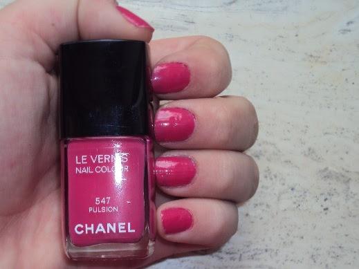 Chanel 547 Pulsion.