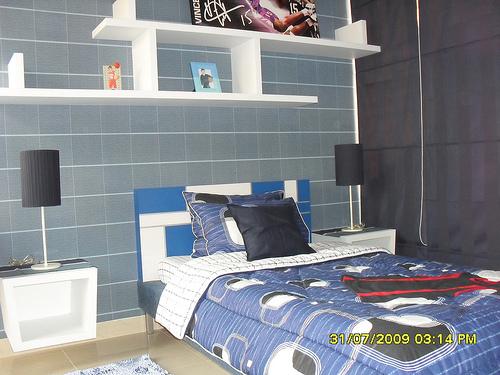 kumpulan desain rumah minimalis modern desain kamar tidur