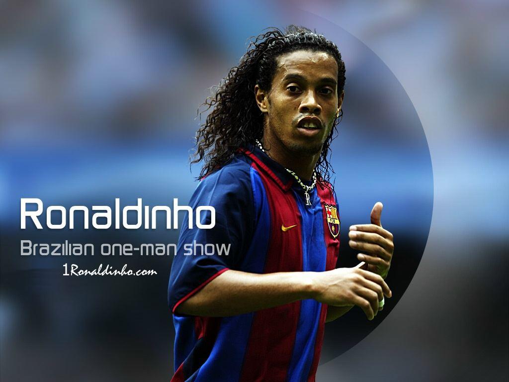 Soccer Player Ronaldinho