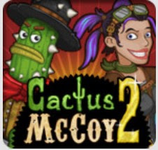 Cactus McCoy 2 walkthrough.