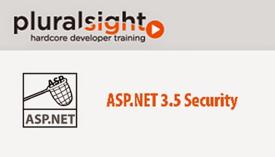 Pluralsight – ASP.NET 3.5 Security