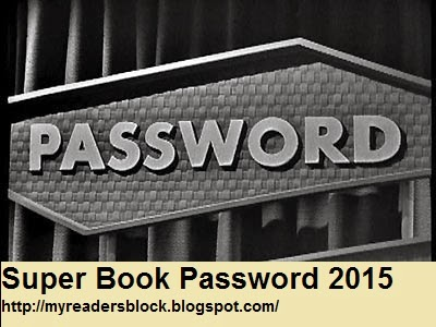 2015 Super Book Password Headquarters