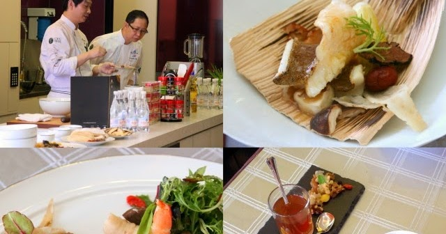 Cooking With Chinese Herbs Three Recipes From Chefs Arron