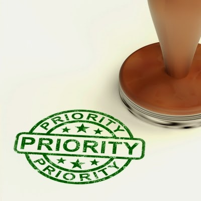 Project Manager Priority PRINCE2