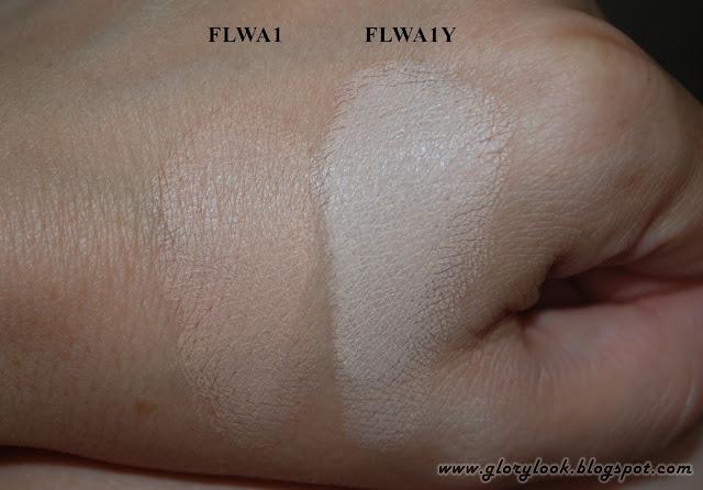 Консилер Atelier FLWA1 и FLWA1Y glorylook.blogspot.com