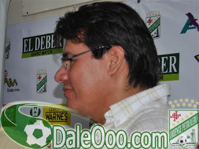 Oriente Petrolero - Richard Méndez - Club Oriente Petrolero