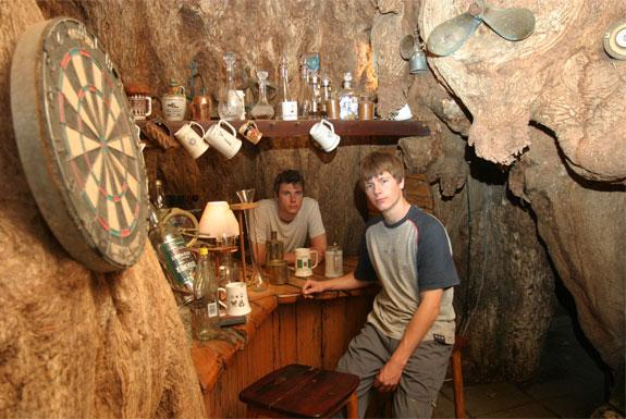baobob tree house