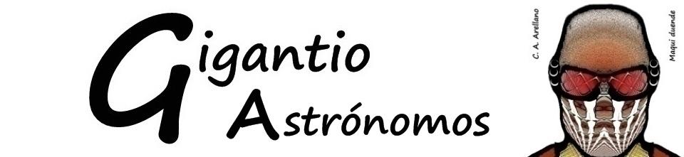 GIGANTIO: Astrónomos