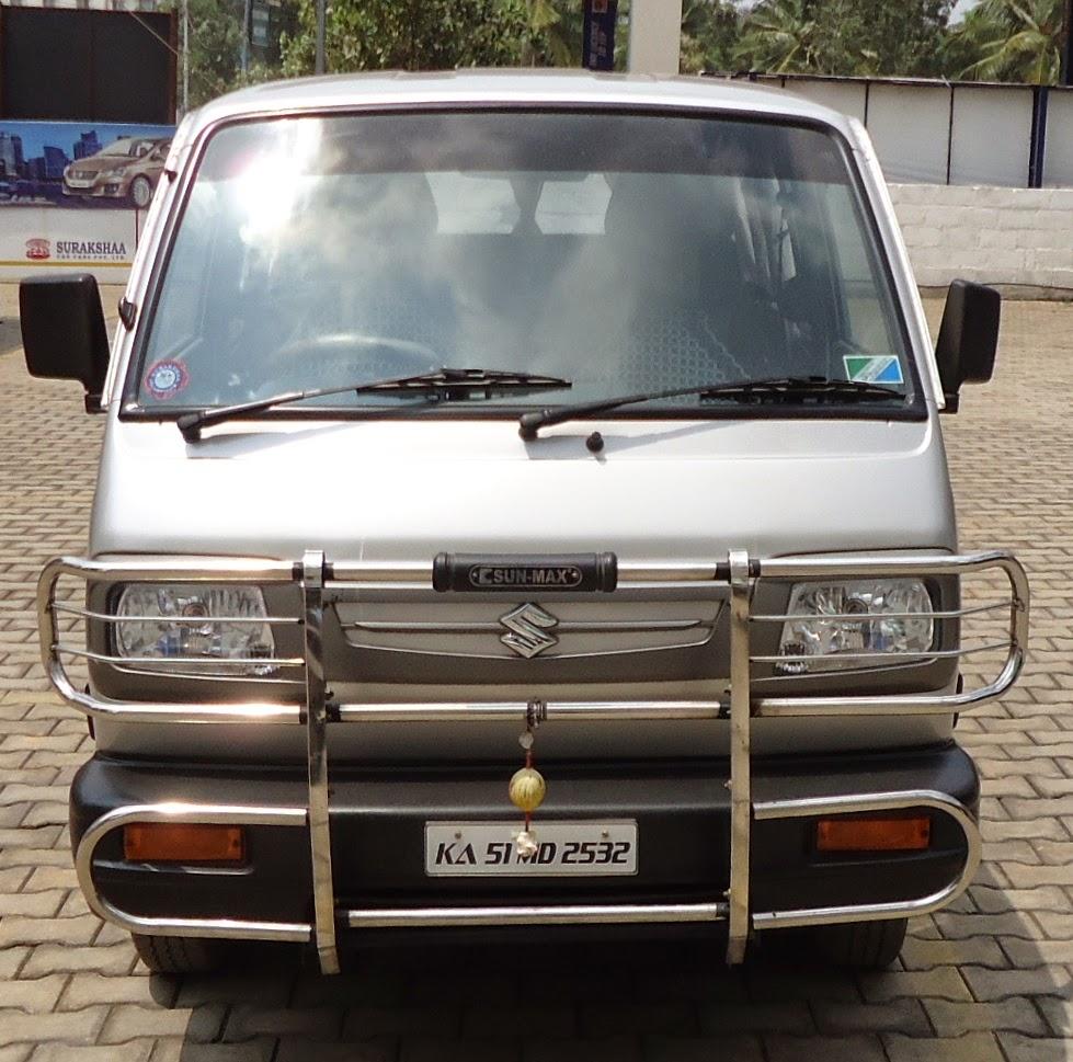 Bangalore - Used Cars for Sale: OMNI Standard Used Van in Bangalore ...