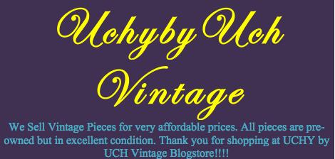 UchybyUch Vintage Blogstore