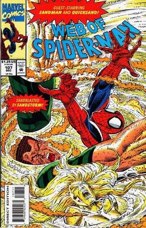 Web of Spider-Man #107 pic