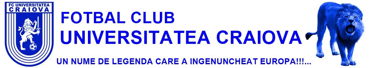 ⚽️ Fotbal Club Universitatea Craiova ❤: 05 Septembrie 1948 ♛