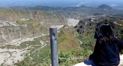 lokasi puncak gunung kelud kediri