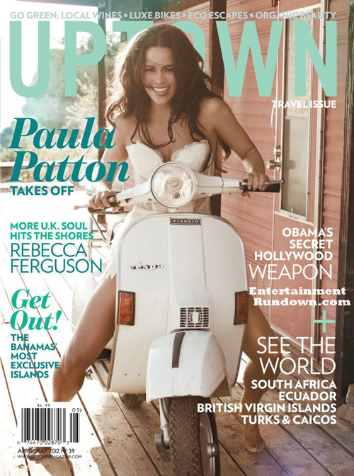 Paula Patton for UPTOWN MAGAZINE