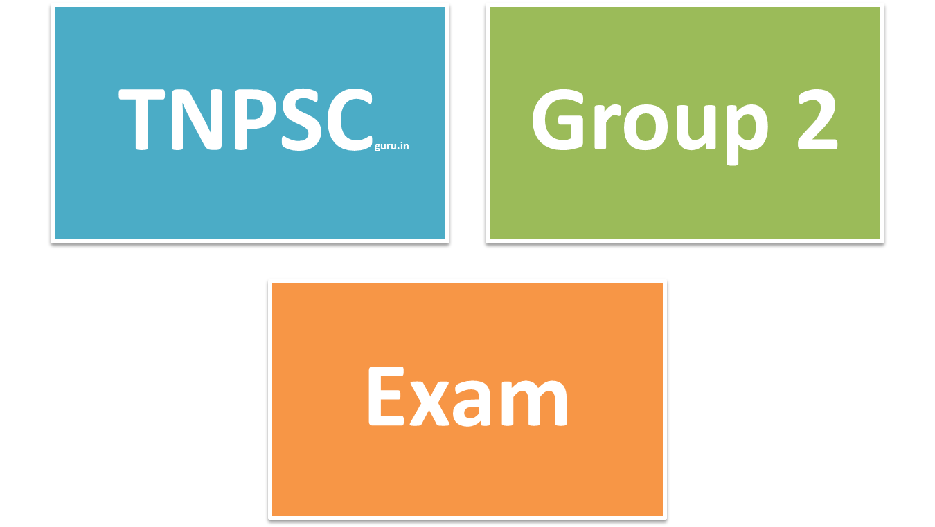 TNPSC Group 2 Interview Post Exam 2015