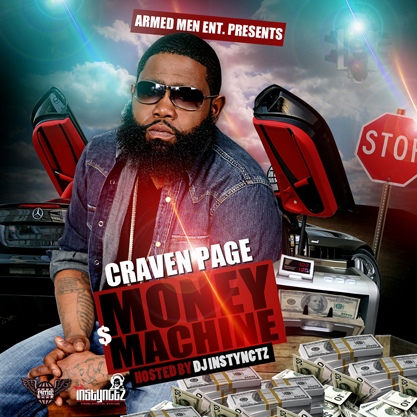 Mixtape craven page money machine for Classic house music mixtapes