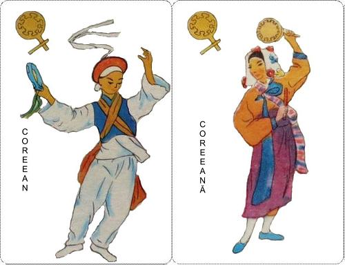 amintiri coreene din copilarie