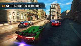 Asphalt 8 Airborne for android