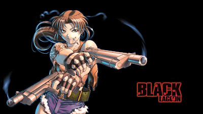 Black Lagoon Revy Wallpaper