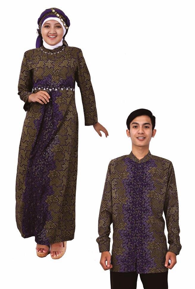 Baju Muslim Sarimbit Keluarga Di Tanah Abang