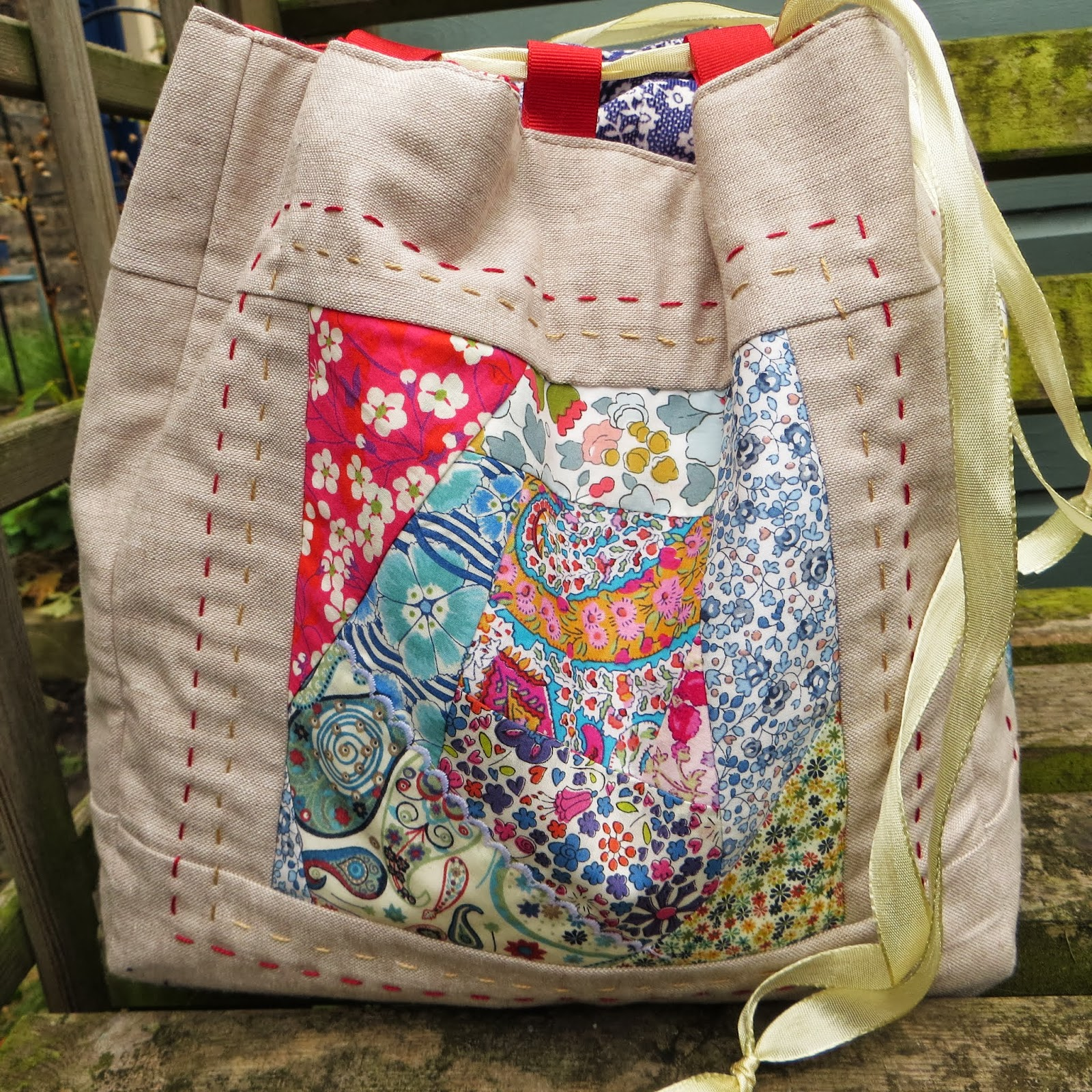 Cotton Maxi Shopping Bag I Love Essex
