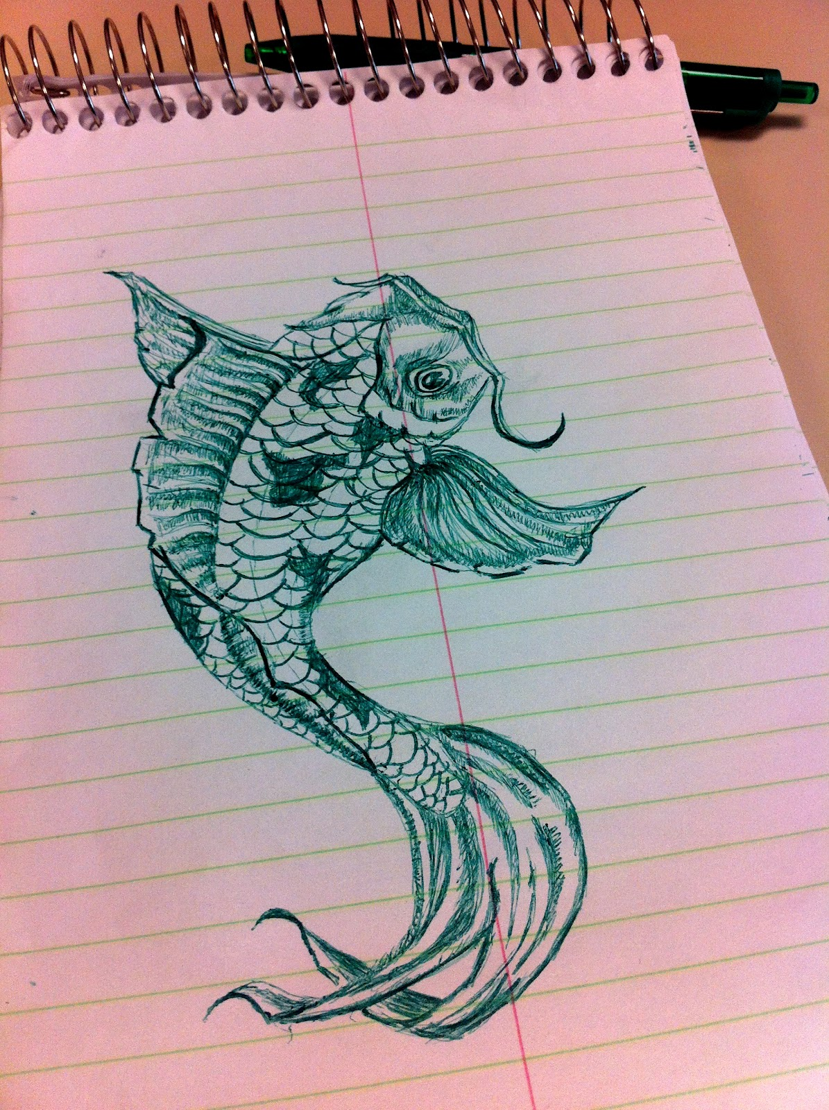 Pz c koi fish for Koi dragon meaning