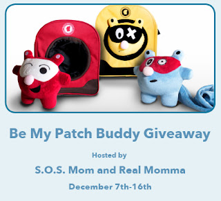 Patch Buddies Group Giveaway Logo