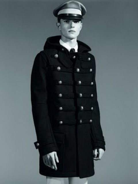 Balmain Men's Fall Winter 2012-2013 photo 6