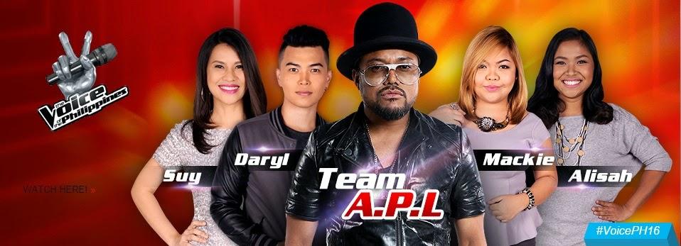 Team Apl Top 4