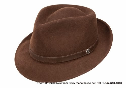 Fedora from The Hat House New York City