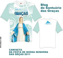 CAMISETA DA FESTA 2011