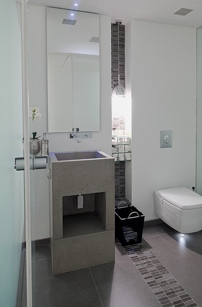 Gray And White Bathroom Designs