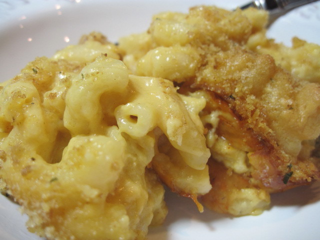 Mrs. G's Macaroni and Cheese Recipe