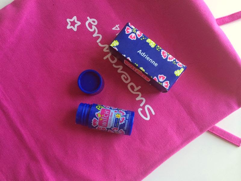 L.E Witch Skincare Blemish Stick for Marie Curie