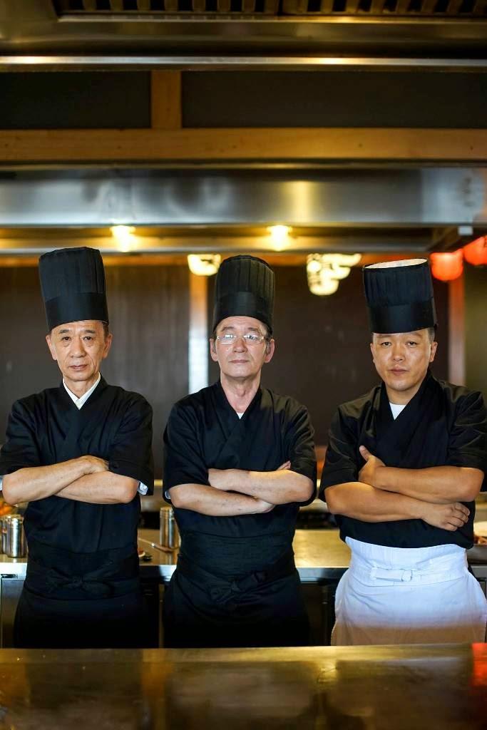 banzai japanese chefs