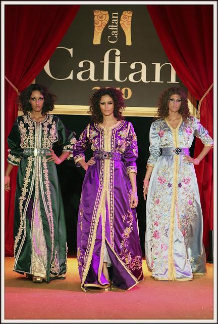 caftan traditionnel