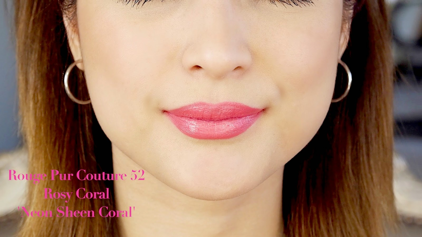 Beauty, Effortless Fashion, and Lifestyle: YSL Rouge Pur ...