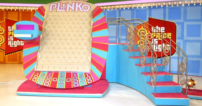 The Skeptical Statistician: Games of The Price is Right: Plinko