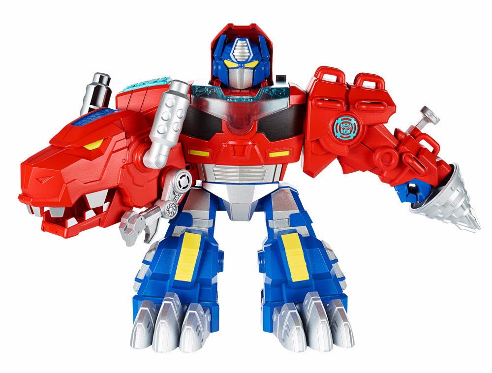 Toy Nippon Officialpics Transformers Rescue Bots 2014