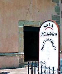 Sala Histórica Quetzalcoatl