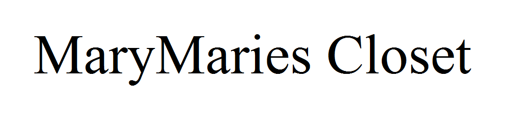 Marie's Fashion & Lifestyle Blog