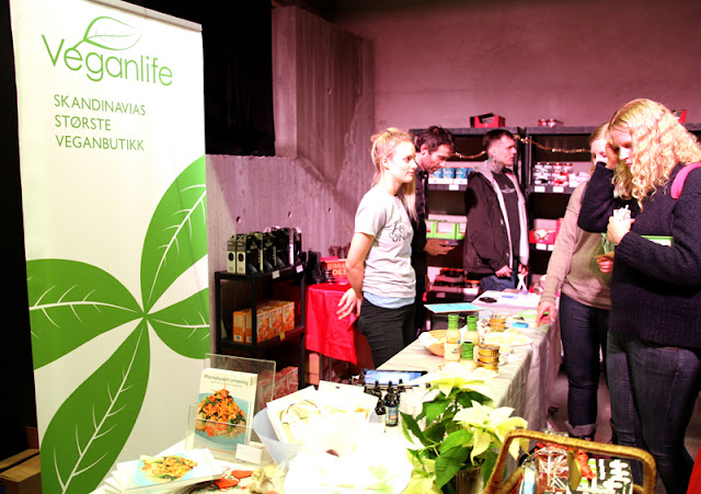 Vegansk Julefestival 2015 Veganlife Nettbutikk Veganske Matvarer